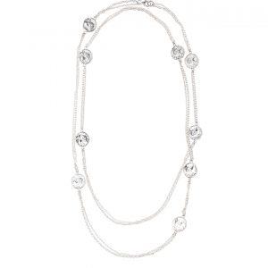 Roma coin necklace