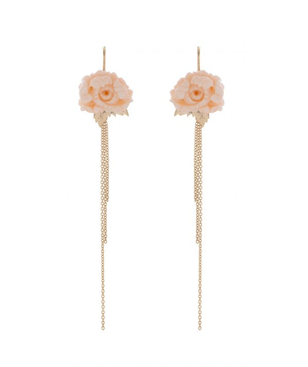 Corale Chrysanthemum Rosa