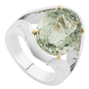 Oval_Green_Beryl_Split_band_Ring